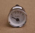 Bränslemätare 52 mm vit