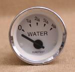 Vattentank mätare vit