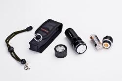 Ficklampa PTX Pro 3AAA, 230 Lumen