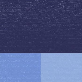Ultramarinblå 0,5 lit