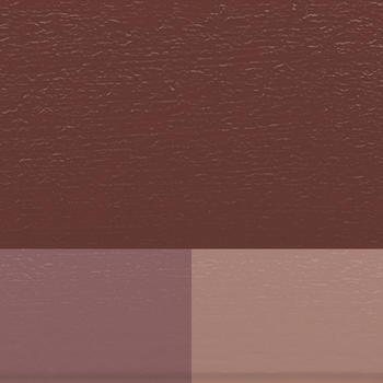 Järnoxidröd mörk 0,5 lit