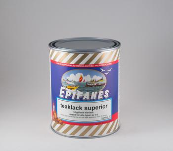 Epifanes Teaklack 1 liter