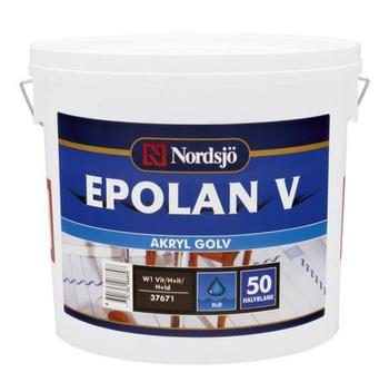 Epolan V Akryl Vit 10l