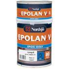 Epolan V Epoxi Golv Vit 0,8l
