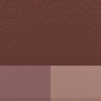 Järnoxidröd mörk 0,125 lit