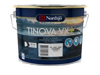Tinova VX+ BY98 Herrgårdsgul 1l