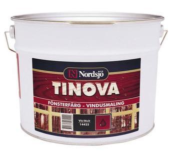 Tinova Fönsterfärg Vit 1l