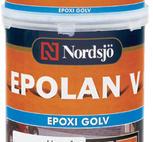 Epolan V Epoxi Golv Ljusgrå 0,8l