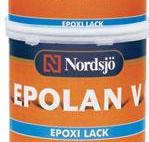 Epolan V Epoxi Lack Färglös 4l